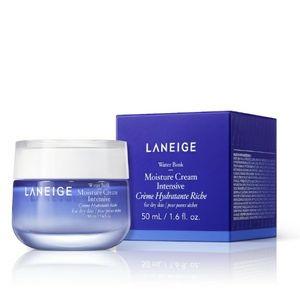 NEW Laneige Water Bank Moisture Cream Intensive